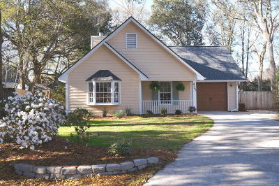 Charleston Single Family Home For Sale: 927 Billfish Court