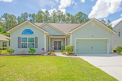 Moncks Corner Single Family Home For Sale: 153 Carolina Wren Avenue