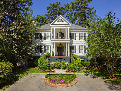 Summerville Single Family Home Contingent: 418 W Carolina Avenue