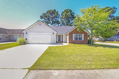 North Charleston Single Family Home For Sale: 7681 Brookdale Boulevard