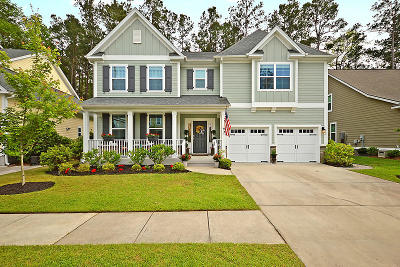 Summerville Single Family Home For Sale: 116 Warbler Way
