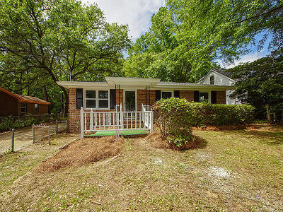 North Charleston Single Family Home For Sale: 5447 Pennsylvania Avenue