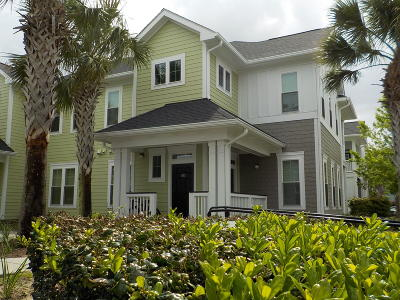 Berkeley County, Charleston County Attached For Sale: 1225 Blakeway Street #602