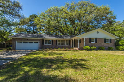 Charleston Single Family Home For Sale: 2325 Furman Drive