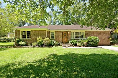 Berkeley County, Charleston County, Dorchester County Single Family Home For Sale: 1958 Gasque Street