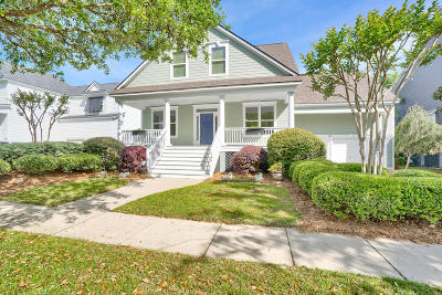 Charleston Single Family Home For Sale: 184 Scott Street