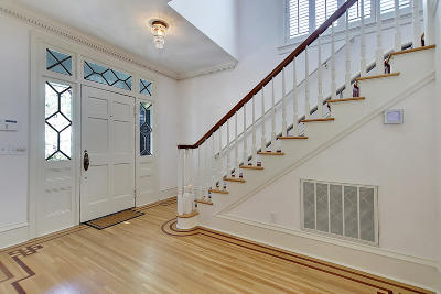Charleston Single Family Home For Sale: 3 St Michaels Alley