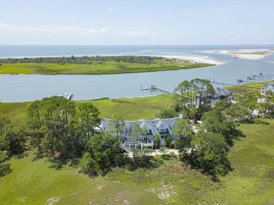 Seabrook Island Single Family Home For Sale: 3147 Marshgate Drive