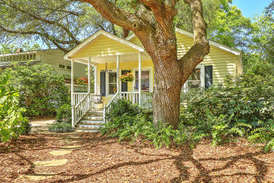 Charleston Single Family Home For Sale: 2168 Welch Avenue