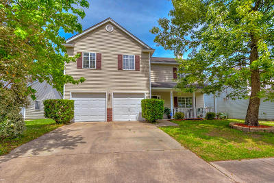 North Charleston Single Family Home For Sale: 8062 Long Shadow Lane