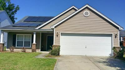 Summerville Single Family Home For Sale: 5109 Morrow Lane