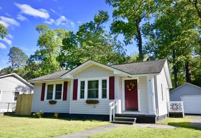 Charleston County Single Family Home For Sale: 1159 Camden Street
