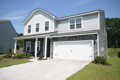 Charleston Single Family Home For Sale: 2864 Conservancy Lane