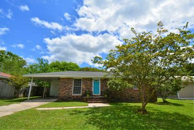 Goose Creek Single Family Home Contingent: 414 Tammie Avenue