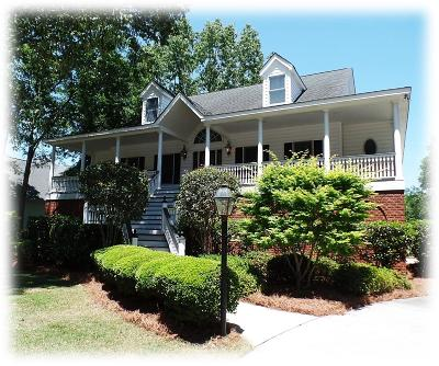 Crowfield Plantation Single Family Home For Sale: 103 Eston Drive