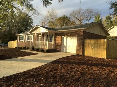 Charleston County Single Family Home For Sale: 1106 Shadow Drive