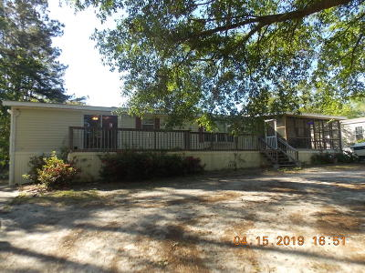 Berkeley County, Charleston County, Dorchester County, Colleton Mobile/Manufactured For Sale: 320 Linden Court