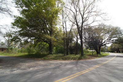 Berkeley County, Charleston County, Dorchester County, Colleton Residential Lots & Land For Sale: 144 Mitton Road