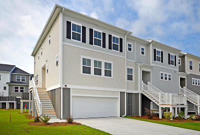 Johns Island Attached For Sale: 616 McLernon Trace