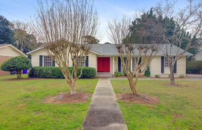 Charleston County Single Family Home For Sale: 1321 Honeysuckle Lane