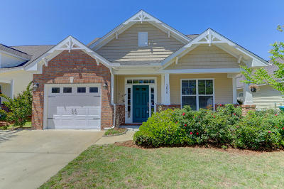 Charleston County Single Family Home For Sale: 2650 Lohr Drive