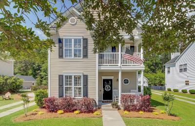 Charleston County Single Family Home For Sale: 1885 Hubbell Drive