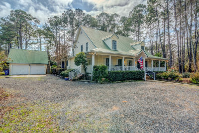Charleston County Single Family Home For Sale: 2739 Coquina Drive