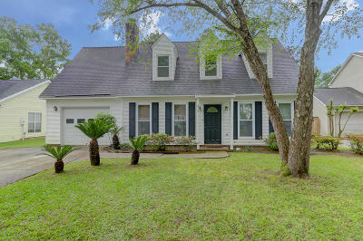 Goose Creek Single Family Home Contingent: 474 Indigo Road