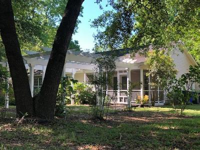 Johns Island Single Family Home For Sale: 1944 Quail Ridge Court