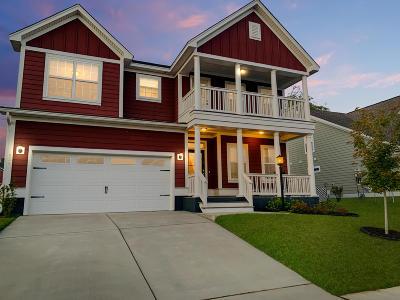 Moncks Corner Single Family Home For Sale: 534 Pendleton Drive