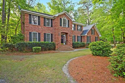 Summerville Single Family Home For Sale: 200 Glen Forest Court