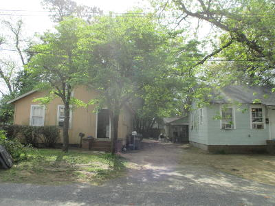 Charleston Single Family Home For Sale: 2015 Grayson Street