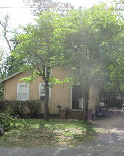 Charleston Single Family Home For Sale: 2013 Grayson Street