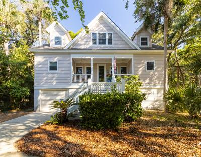 Charleston County Single Family Home For Sale: 1010 Crooked Oaks Lane