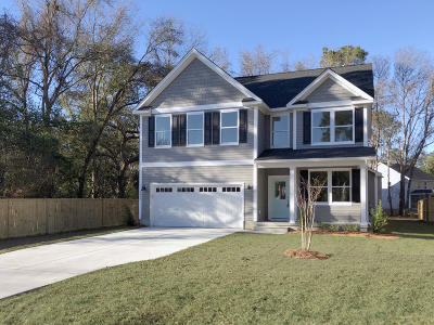Charleston County Single Family Home Contingent: 1635 Cooper Judge Lane
