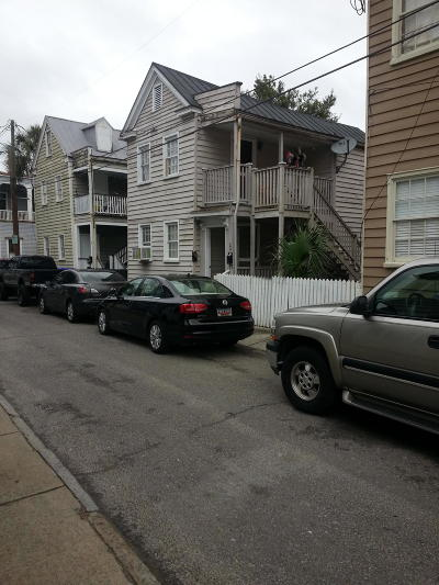 Charleston Single Family Home For Sale: 20 Sires Street