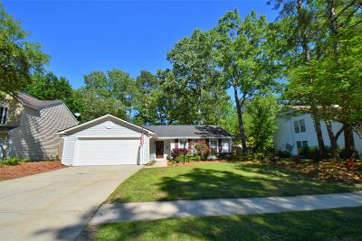 Goose Creek Single Family Home Contingent: 102 Berringer Drive