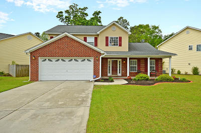 Summerville Single Family Home For Sale: 116 Willow Bend Lane