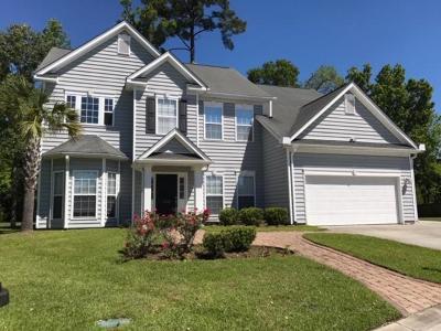 Wescott Plantation Single Family Home Contingent: 5306 Mulholland Drive