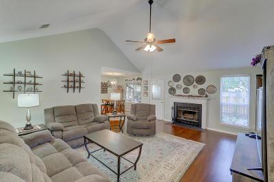 Charleston Single Family Home For Sale: 2884 N Moss Oak Lane