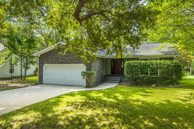 Mount Pleasant Single Family Home Contingent: 1676 Babington Way