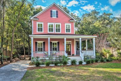 Mount Pleasant Single Family Home For Sale: 1104 Sea Island Crossing Lane