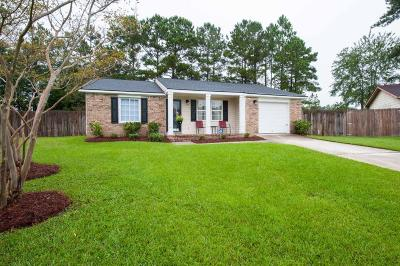 Summerville Single Family Home For Sale: 112 Aberdeen Court