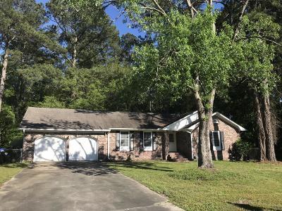 Summerville Single Family Home For Sale: 112 Sandtrap Road