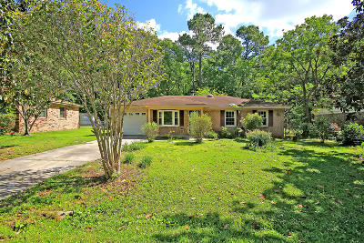 Ladson Single Family Home Contingent: 1104 Maryland Drive