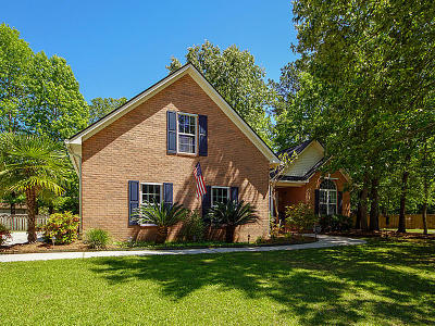 Goose Creek Single Family Home For Sale: 112 Keighley Drive