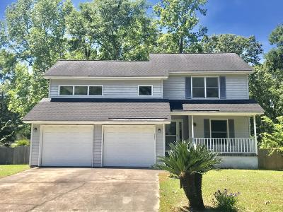 Goose Creek Single Family Home For Sale: 157 Winding Rock Road