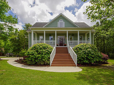 Summerville Single Family Home For Sale: 800 Enclave Terrace