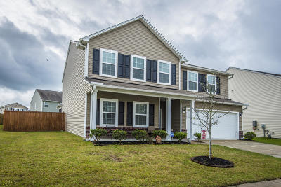 Ladson Single Family Home For Sale: 9700 Short Creek Drive
