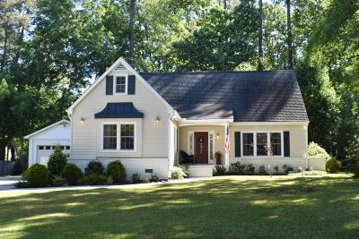 Summerville Single Family Home For Sale: 215 Shaftesbury Lane